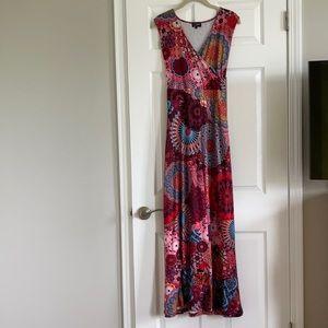 NWOT CoLine Maxi Dress